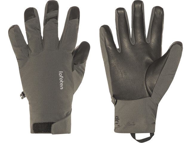 Norrøna Lofoten Dri 1 Primaloft 170 Short Gloves phantom